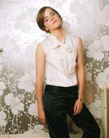 Фото Эммы Уотсон для журнала Bravo 2007