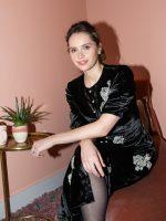 Felicity Jones - Photoshoot for Coveteur 2018