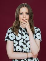 Gillian Jacobs photos for Los Angeles Times 2016