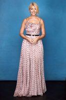 Фото Холли Уиллоби с премии National Television Awards 2019