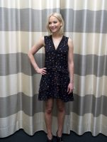 Jennifer Lawrence The Hunger Games Mockingjay Part 2 Press Conference (2015)