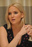 Jennifer Lawrence The Hunger Games Mockingjay Part 2 Press Conference (2015)