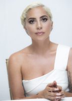 Lady Gaga - A Star Is Born press conference portraits