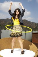 Selena Gomez - OK Magazine Photoshoot 2008