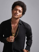 Bruno Mars photos for Latina Magazine 2016