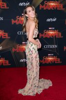 Chloe Bennet photos from Captain Marvel Film Premiere 2019