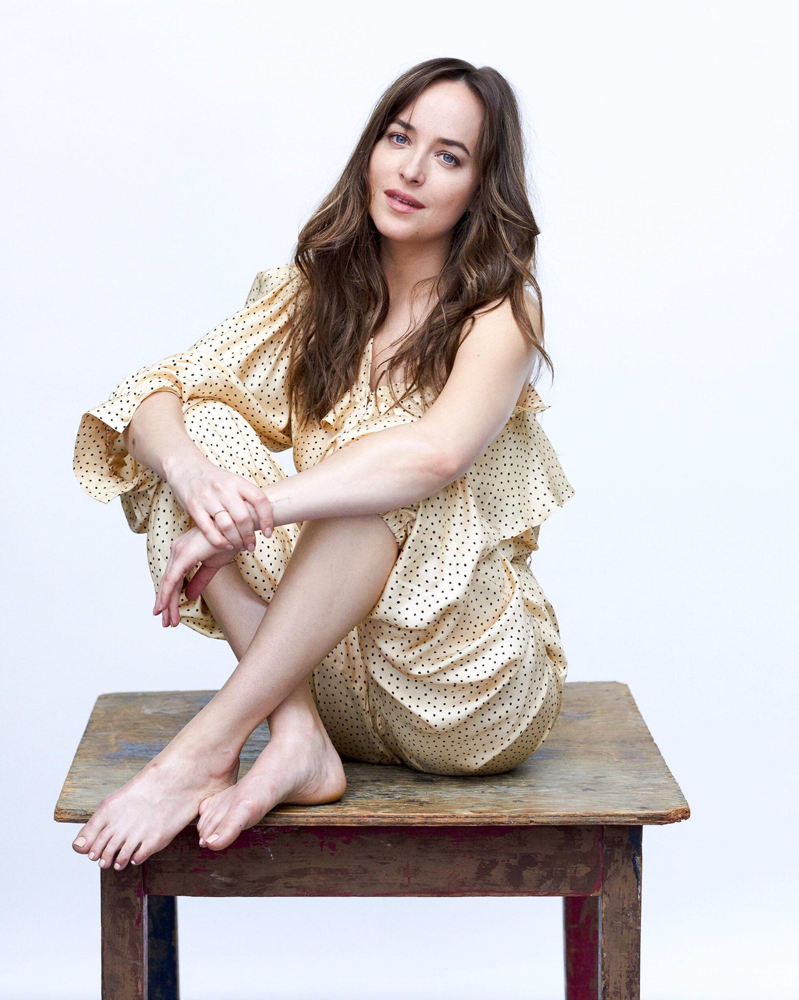 Dakota Johnson Marie Claire Italia Photoshoot 2018 Hq