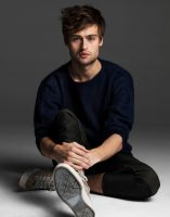 Douglas Booth photos for Just Jared 2016