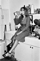 Eliza Bennett - Composure Magazine photoshoot 2016
