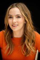 Jodie Comer - Killing Eve Press Conference 2019