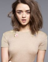 Maisie Williams - Nylon Magazine 2016