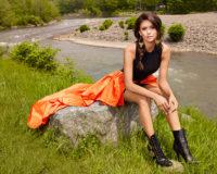 Nina Dobrev - Cosmopolitan 2013