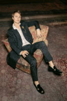 Ansel Elgort - The Hollywood Reporter 2016