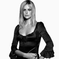 Charlize Theron - Flaunt 2002