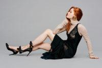 Ellie Bamber - Sacha Maric Photoshoot 2016