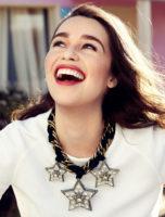 Emilia Clarke Glamour FR (2014)