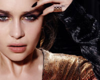 Emilia Clarke - Violet Grey 2016