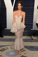 Emily Ratajkowski - 2019 Vanity Fair Oscar Party