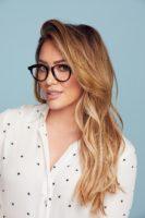 Hilary Duff - Eyewear Collection 2018