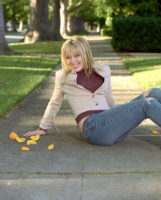 Hilary Duff - Newsweek 2003