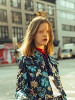 Mia Goth - Crash Magazine 2018