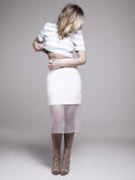 Scarlett Johansson - Elle UK 2013