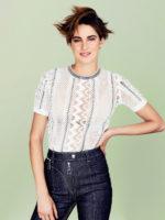 Shailene Woodley - Glamour UK 2015