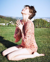 Shailene Woodley - The Hollywood Reporter 2014