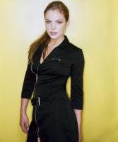 Agnes Bruckner - Movieline 2002