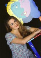 Alicia Silverstone - Self Assignment 1995