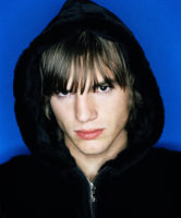 Ashton Kutcher - The Face 2001