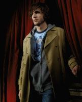 Ashton Kutcher - Time Out New York 2004