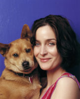 Carrie-Anne Moss - USA Today 2001