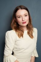 Emily Browning - 2019 Winter TCA Portraits