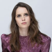 Felicity Jones - On the Basis of Sex PC 2018