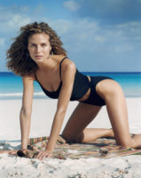 Heidi Klum - Self Assignment 1999