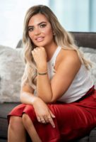 Megan Barton-Hanson - Dan Charity Photoshoot 2019