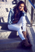 Nina Dobrev - Seventeen 2011
