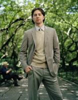 Zach Braff - Vogue 2004