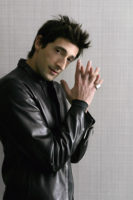 Adrien Brody - USA Today 2004
