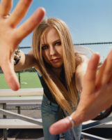 Avril Lavigne - Rolling Stone 2003