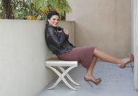 Gina Carano - Haywire Promo Photoshoot 2012