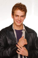 Hayden Christensen - Self Assignment 2001
