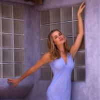 Rebecca Romijn - Self Assignment 1999