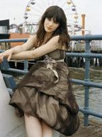 Zooey Deschanel - Vogue UK 2005