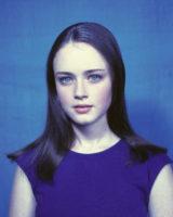 Alexis Bledel - Nylon 2001