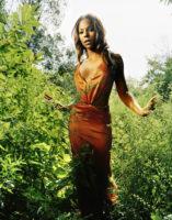 Ashanti - Entertainment Weekly 2003