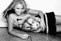 Beyonce Knowles - Blender 2003