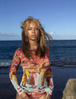 Beyonce Knowles - InStyle 2003