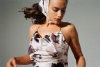 Irina Shayk - CR Fashion Book 2018